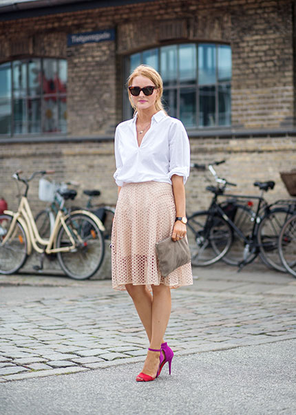 Copenhagen Fashion Week Spring/Summer 2016 - Streetstyle