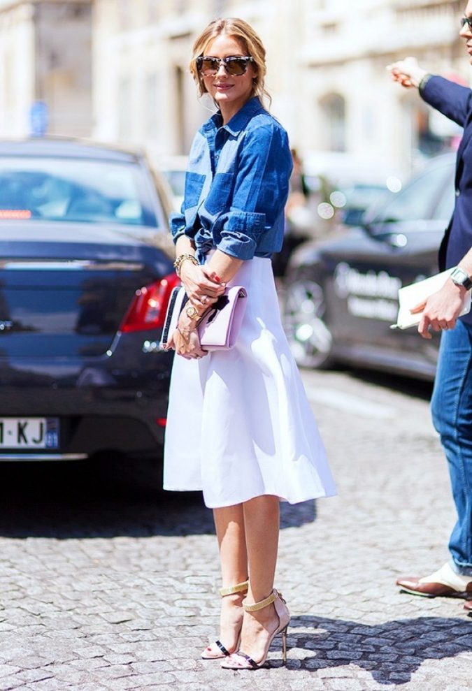 summer-work-outfit-jeans-top-white-skirt-675x989